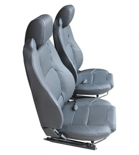 Defender Elite Seat Mk 2 (Pair) Please Click Image to Select Trim